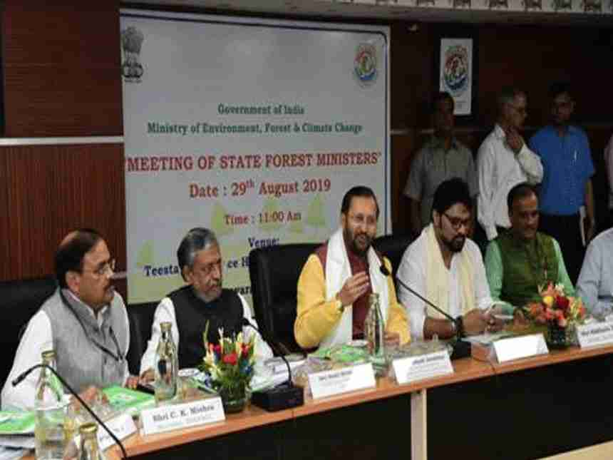 Centre discharges Rs 47,436 crore to different states for afforestation